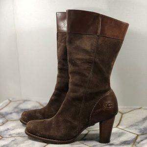 Ugg tall high heels boots 👢